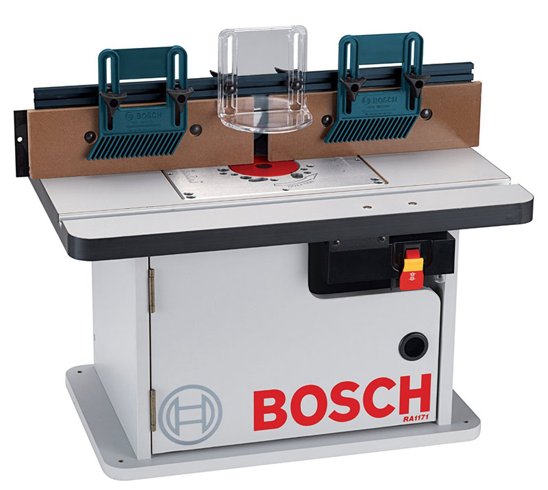 the best router table