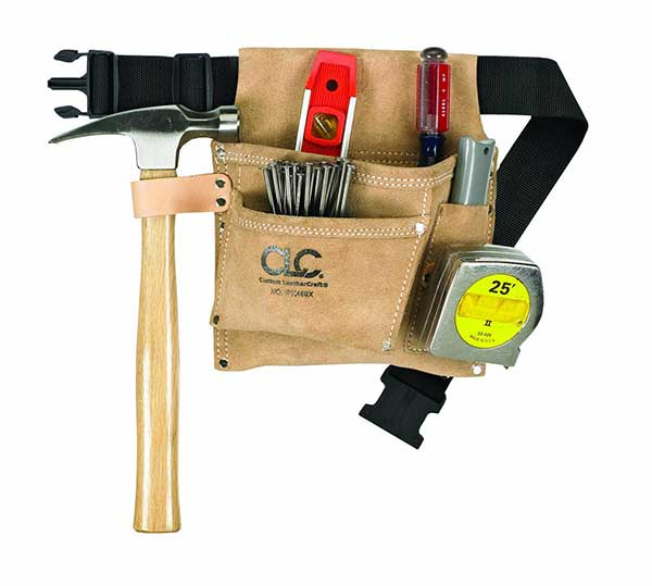 best tool apron for woodworkers