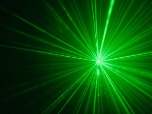 red vs green laser level